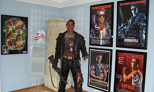 Arnold Schwarzenegger muzej