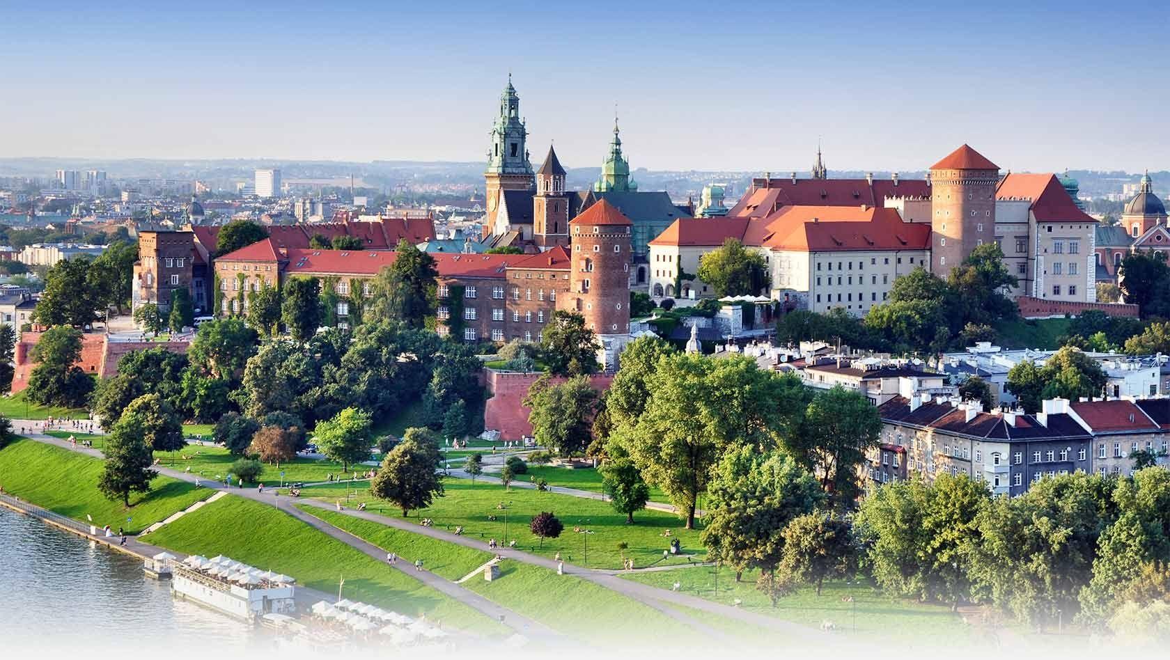 Izlet v Krakow