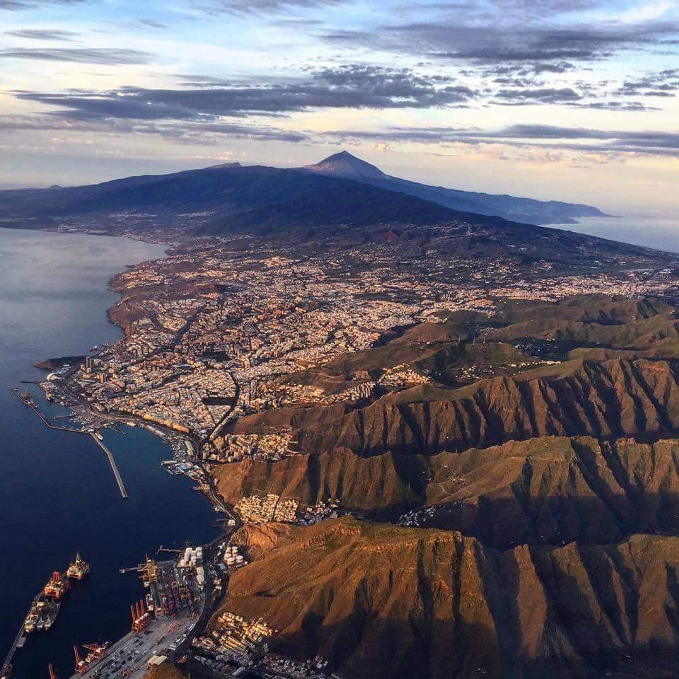 Potopis Tenerife na Vrhniki