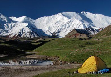 Odprava Peak Lenin 7134 m