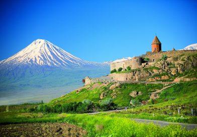 Treking odprava Ararat 5137 m