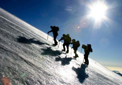 Odprava Elbrus 5642 m