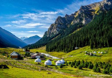 treking kirgizija