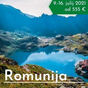 treking romunija 2021