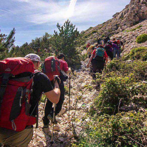 Šibenik planinski izlet (3)