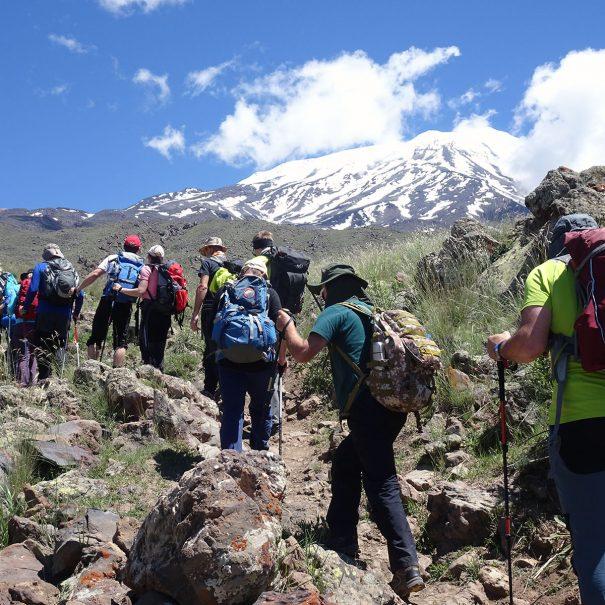 Ararat treking potovanje (9)
