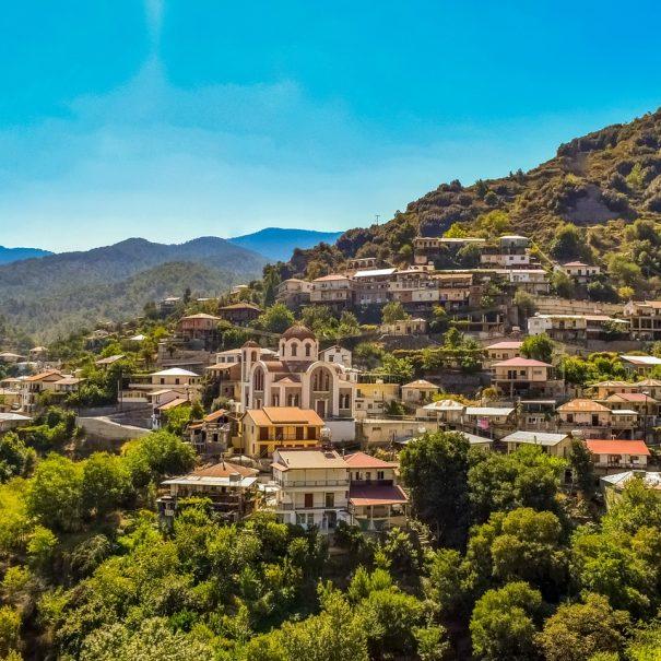 Ciper treking potovanje (1)