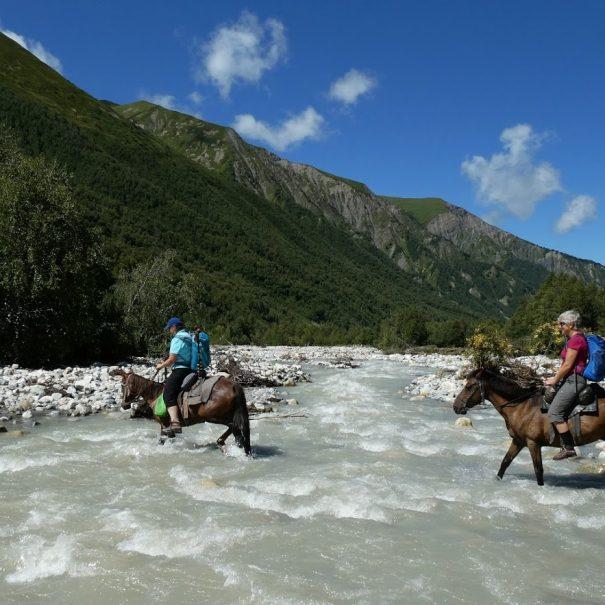Gruzija treking potovanje (4)