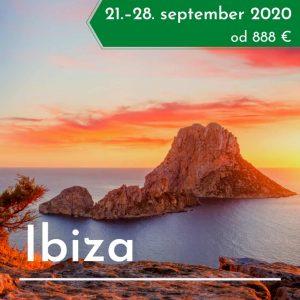 Ibiza treking potovanje