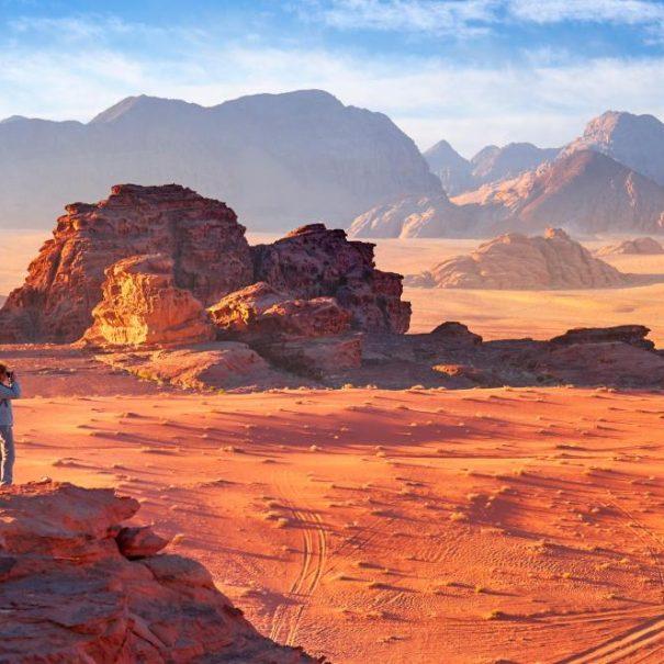 Jordanija treking potovanje (3)