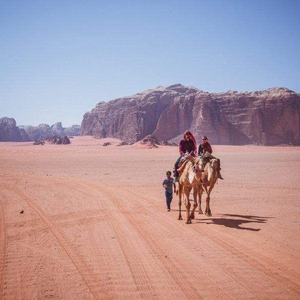 Jordanija treking potovanje (5)
