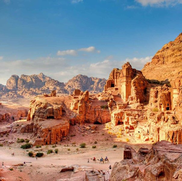 Jordanija treking potovanje (9)