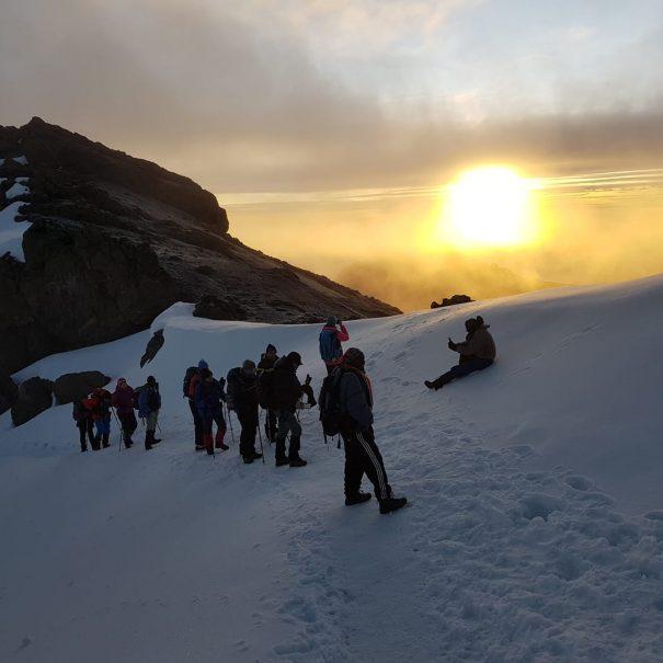Kilimanjaro treking odprava1