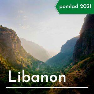 Libanon treking potovanje