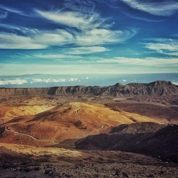 Tenerife treking potovanje (3)