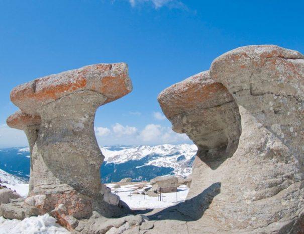 planinarjenje romunija potovanje