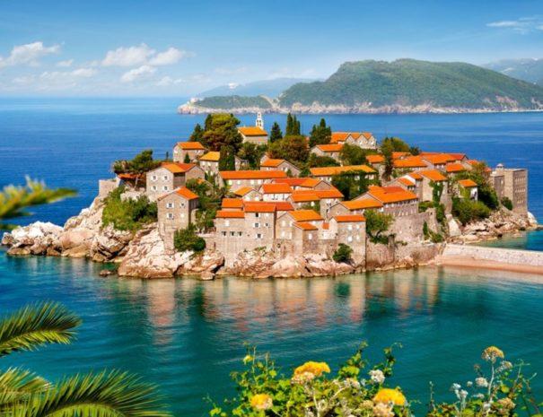 planinsko potovanje črna gora morje