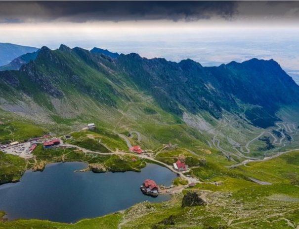 planinsko potovanje romunija