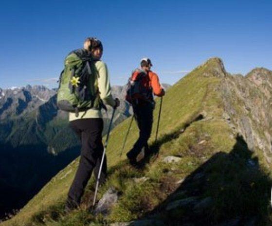 Treking Berliner Höhenweg Avstrijske Alpe