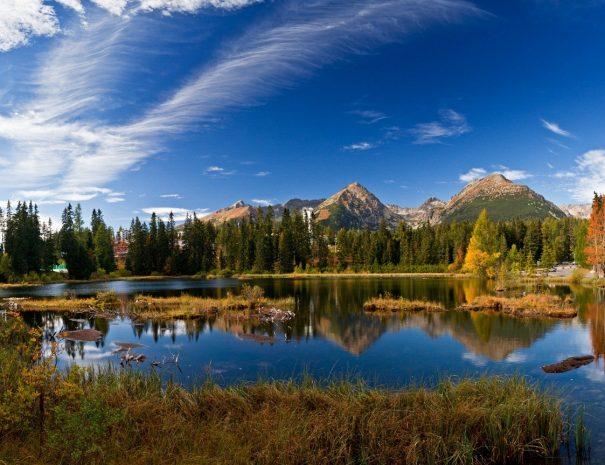 planinsko potovanje slovaška tatre