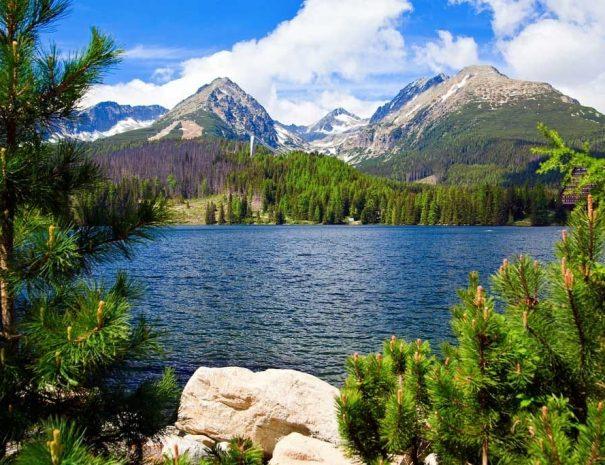 treking potovanje slovaška tatre