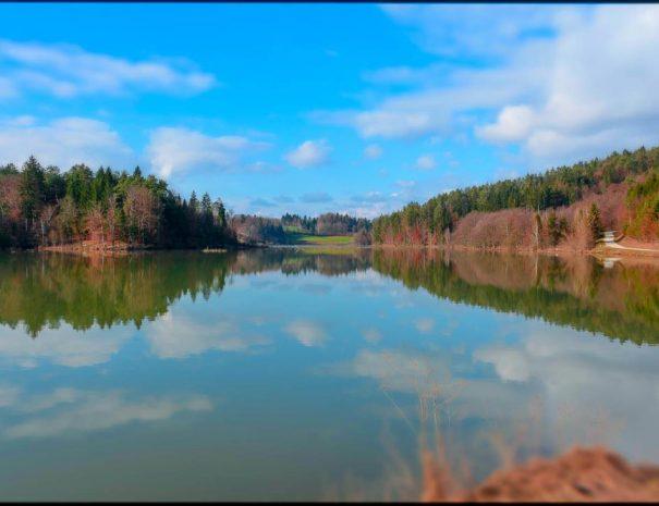 Rokovnjaška pot gradiško jezero