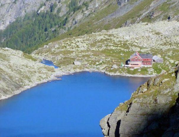 planinski izlet visoke ture avstrija