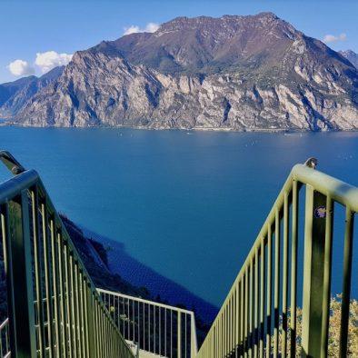 gardsko jezero panoramska pot